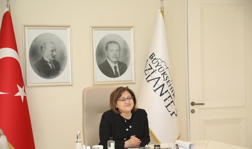 Başkan Şahin Güçlü Türkiye'nin Güçlü Kadınları Zirvesi'ne katıldı