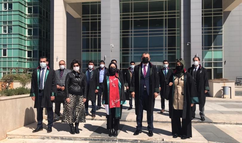 """DEVA Gaziantep: """"Şiddete suskun kalmayacağız"""""""