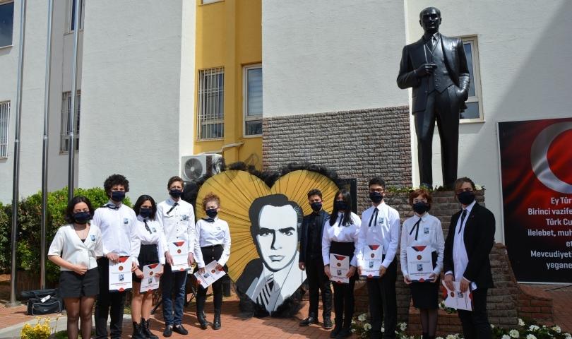 Efsane Sanayici Cemil Alevli Vefatının 49.yılında törenlerle anıldı