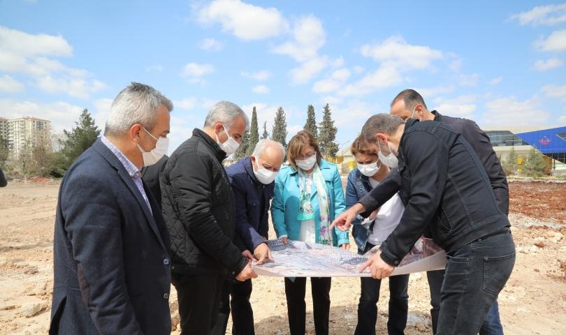 """Başkan Şahin: """"Medeniyet şehri Gaziantep'e yeni yollar çok yakışacak"""""""