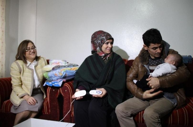 Türkiye'de ilk kez Gaziantep'te hayata geçirildi