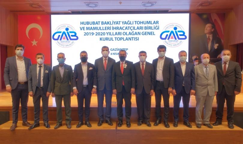 GAİB 2019-2020 Yılları Olağan Genel Kurul Toplantıları düzenlendi