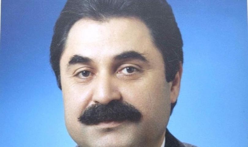 "Başkan Ünverdi:  ""Merhum Kamil Şerbetçi'yi andı."""