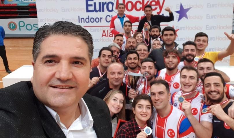 Gaziantep Polisgücü Avrupa'nın Devlerini Alanya'da ağırlayacak
