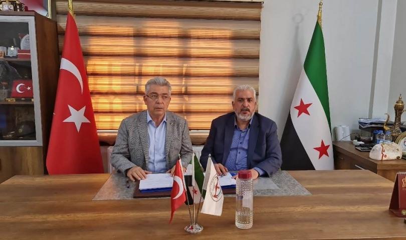 Nizip Ticaret Odası Suriye'de bir ilke imza attı