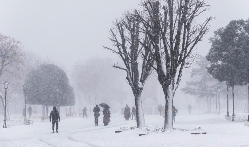 10 adımda kar manzarası çekmenin ipuçları!
