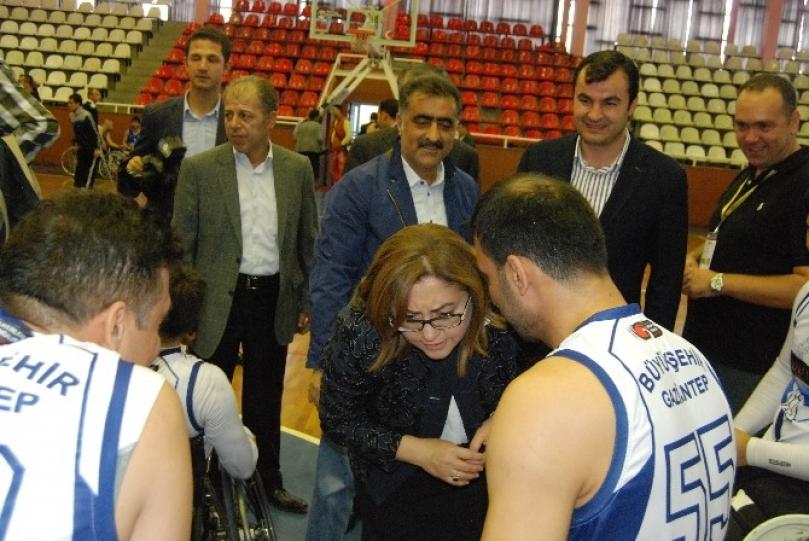Büyükşehir Gaziantepspor ilk senesinde başarı oldu