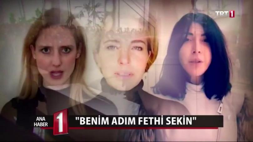 """""""Benim Adım Fethi Sekin"""" videosu rekor kırıyor"""