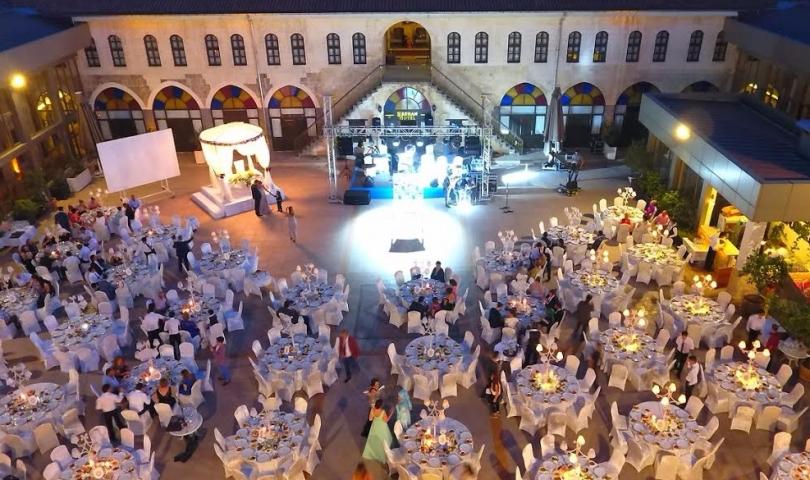 Burada Düğün Yapana, Balayı Odası Hediye!