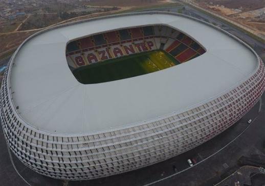 İşte Gaziantep'in Yeni Stadyumu