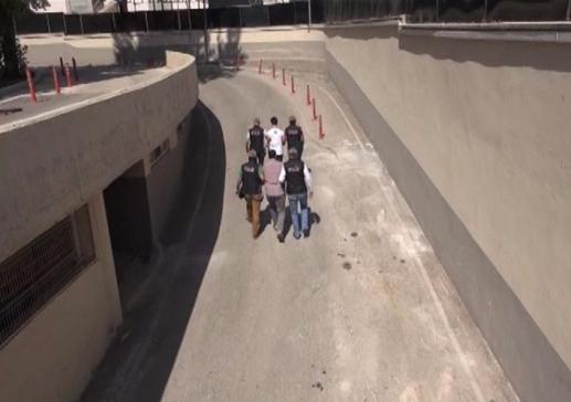 Gaziantep'te DEAŞ Terör Örgütü Operasyonu