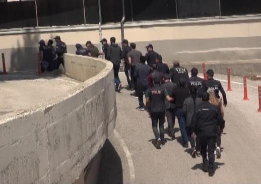 Gaziantep'te PKK/KCK-PYD/YPG operasyonu