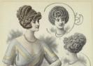 1910'lu Yıllarda Kadınların Saç Modelleri